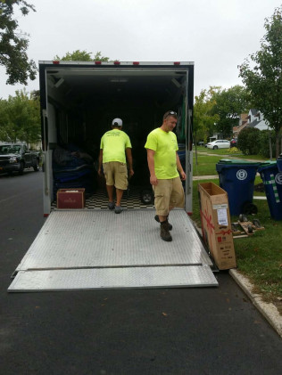 Movers in Amherst, NY